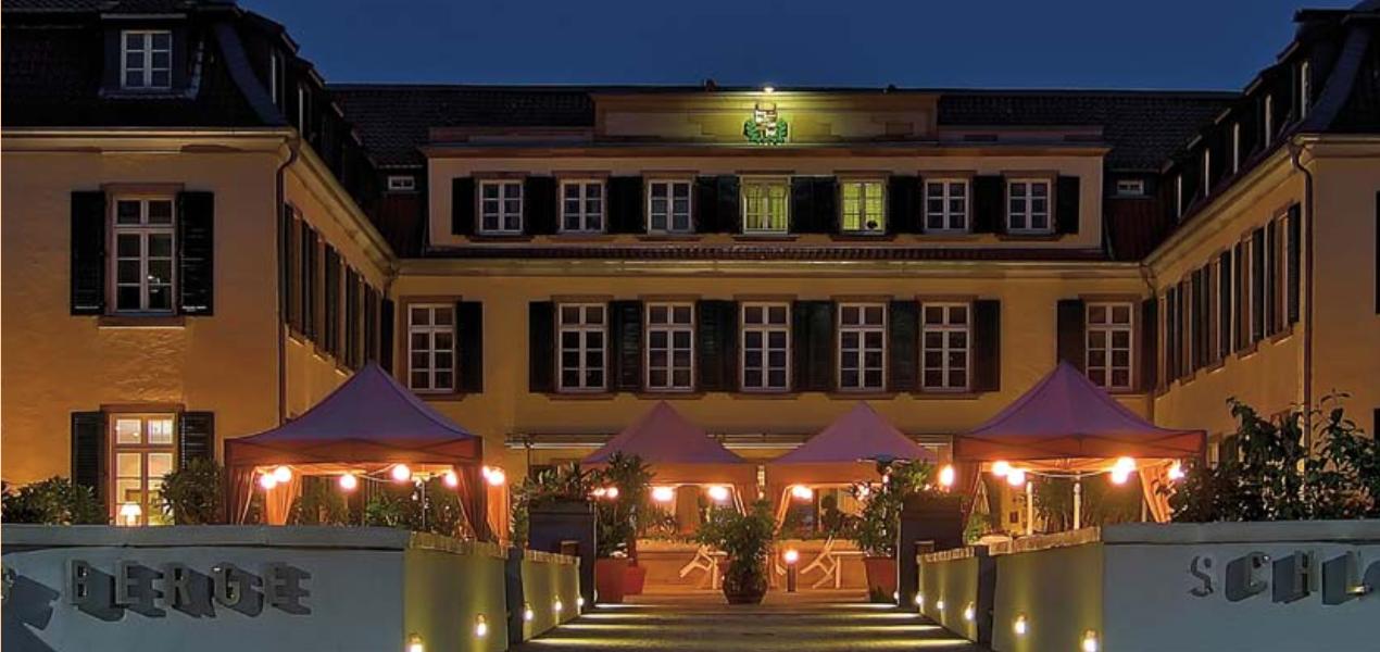 Sommerfest Schloss Berge