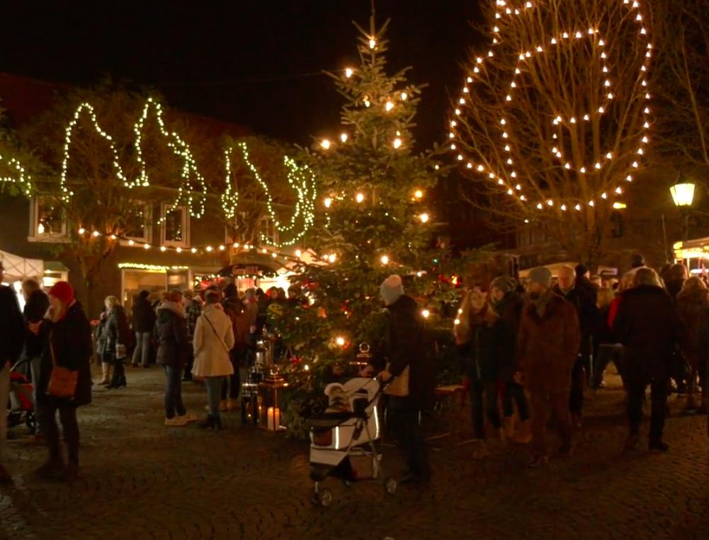 Hattinger Weihnachtsmarkt 2018