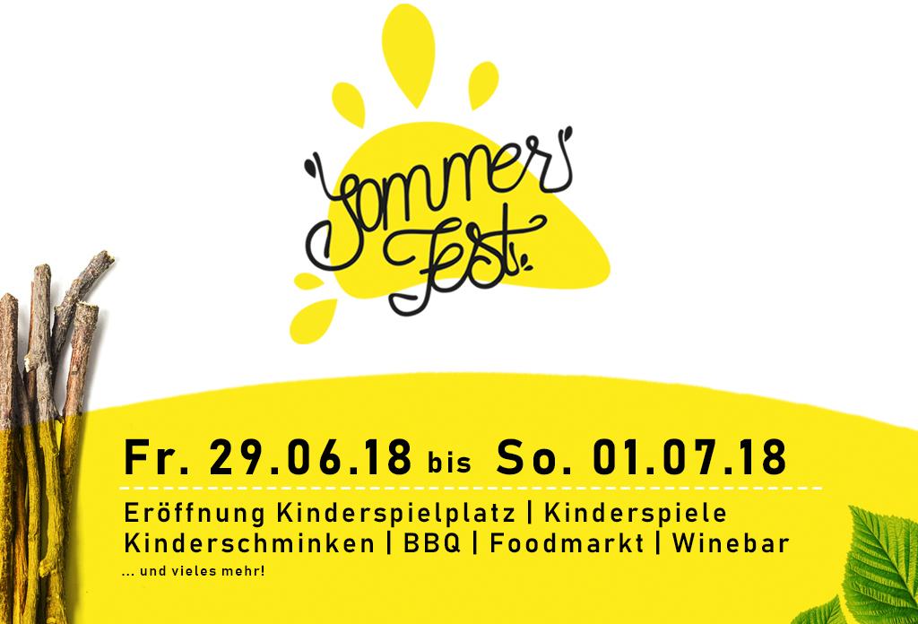 Sommerfest im Forsthaus