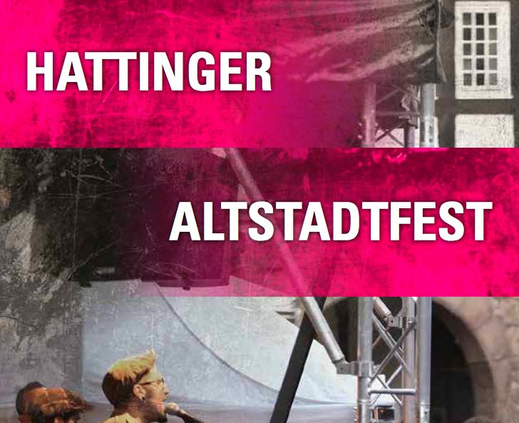 Altstadtfest Hattingen 2019